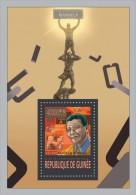 GU13405b GUINEA (Guinee) 2013 Nelson Mandela MNH Souvenir Sheet - Guinea (1958-...)