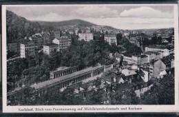 Karlsbad - Blick Vom Panoramaweg - Karlovy Vary - Boehmen Und Maehren