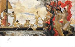 [DC4740] CARTOLINA - MUSEUM DER BILDENDEN KUNSTE ZU LEIPZIG - Non Viaggiata - Old Postcard - Musei