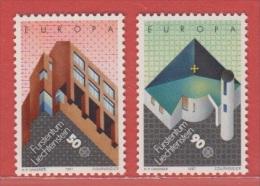 1987 ** (sans Charn., MNH, Postfrish)  Mi  916/7 Yv  859/60  ZUM  856/7 - Unused Stamps