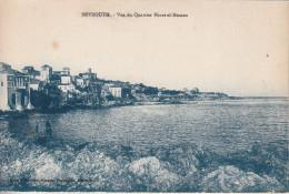 Beyrouth - Vuedu Quartier Minet-el-Hussen