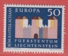 1964 ** (sans Charn., MNH, Postfrish)  Mi  444 Yv  388 ZUM  379 - Unused Stamps