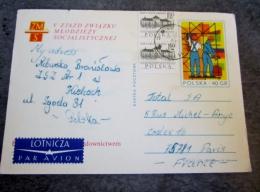 Pologne - Carte Postale Illustrée  - Entier Postal - - 1919-1939 Republic