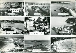 Erquy - Carte Dentelée - Multivues - Postée Le 11 Juin 1959 à Erquy - Erquy