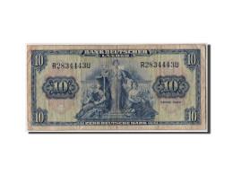 Allemagne (RFA), 10 Deutsche Mark Type 1949 - 10 Deutsche Mark