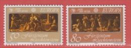 1985 ** (sans Charn., MNH, Postfrish)  Mi  866/7 Yv  807/8  ZUM  805/6 - Unused Stamps