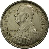 Monnaie, Monaco, Louis II, 20 Francs, Vingt, 1947, TTB+, Copper-nickel, KM:124 - Monaco