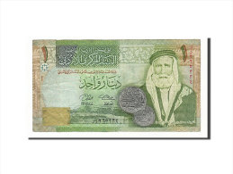 [#158697] Jordanie, 1 Dinar Type Hussein - Jordan