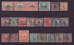 Cina Lotto Stamps - China