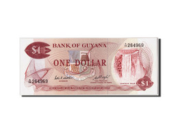 [#307154] Guyana, 1 Dollar Type 1966 ND Issue - Guyana