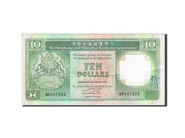 Hong Kong, 10 Dollars, Type 1985-1987 - Hong Kong