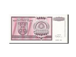Croatie, 50 Millions Dinara Type 1993 - Croatia