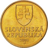 [#36975] Slovaquie, République, 1 Koruna, 2005, KM 12 - Slovaquie