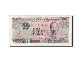[#306995] Viêt-Nam, 2000 Dông Type Ho Chi Minh - Vietnam