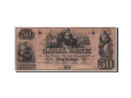 [#44767] Etats-Unis, Obsolètes, Louisiana, Canal Bank, 50 Dollars 18__ - United States Of America
