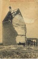 P 11 ZEEBRUGGE RUINE SCHOOL  ZIE SCAN - Zeebrugge