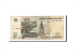 Russie, 10 Roubles Type 1997 - Russie