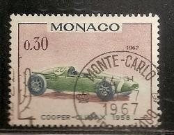 MONACO OBLITERE - Monaco