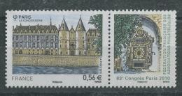 France 2010 - N° 4494 - La Concergerie - Neuf ** - France