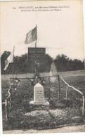 68-M91 - CPA MONTREUX-CHATEAU - PETIT-CROIX - Monument élevé à La Mémoire De Pégoud - France