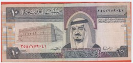BILLET - ARABIE SAOUDITE - 10 Riyals De 1983 - Pick 23 - Saudi Arabia