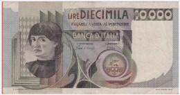BILLET - ITALIE - 10.000 Lires Du 06 09 1980 - Pick 106b - [ 2] 1946-… : Républic