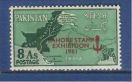 Pakistan 1961 Lahore Stamp Exhibition - Pakistan