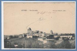 71 - LEYNES -- Vue Générale - Autres Communes