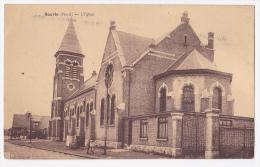 Bauvin - L'Eglise (petite Animation, Pissotière) Pas Circulé - France