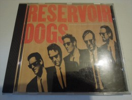 Reservoir Dogs - Music From The Original Motion Picture Sound Track - Mca Mcd10541 - Germany - Musique De Films