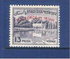 Pakistan 1963  Pakistan Forces In West Irian 13p - Pakistan