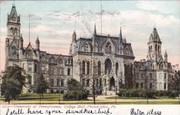 University Of Pennsylvania College Hall Philadelphia Pennsylvania 1906 - Philadelphia