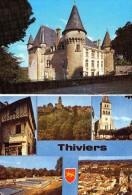 [24] Dordogne> Thiviers Lot De 2 Cartes - Thiviers