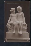 N1111 Kinderbrunen V. Franz Brahmastaedt - Skulpturen Erster Meister N. 1308 - Scultura, Sculture, Skultur - Sculture