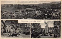 KAPPELN Bei Lauterecken (Pfalz). Gathaus Backerel Von Julius Braun. - Kappeln / Schlei
