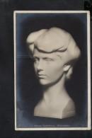 """N1121 R. Marcuse, Charlottenburg """"MADCHENBUSTE""""  Skulpturen  Erster Meister N. 645 - SCULTURA, SCULPTURE - ART RELIIGION - Sculture"""