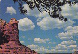 Coffee Pot Rock In Oak Creek Canyon Sedona Arizona