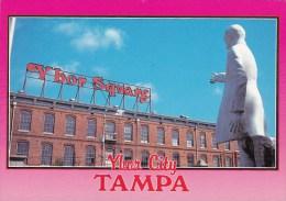Ybor City Tampa Florida