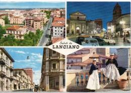 Abruzzo-chieti-saluti Da Lanciano Vedute Anni/70 - Italia