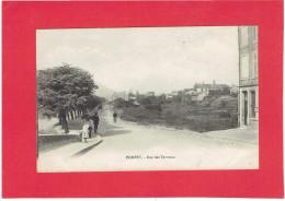 POMPEY 1915 RUE DES TERREAUX LA POSTE CARTE EN TRES BON ETAT - Other Municipalities