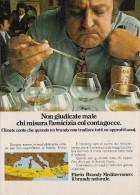 # BRANDY FLORIO 1960s Advert Pubblicità Publicitè Reklame Food Drink Liquor Liquore Liqueur Licor Alcohol Bebidas - Manifesti