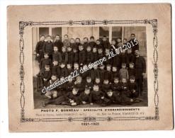 Dept 78 Photo Cdv La  Garancieres Photo D´Ecole De 1921.22 - Non Classificati