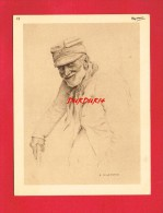 Publicité + Personnage De Régions Diverses ... Dessinateur ... Illustrateur J. SCHERBECK ... Homme ...(n°12) - Reclame
