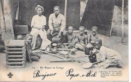Un Repas Au CONGO - Congo Français - Autres