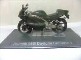 MOTO TRIUMPH 955i DAYTONA CENTENARY CON SU CAJA ORIGINAL - Motos