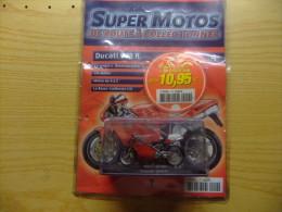 MOTO DUCATI 998 R  CON SU CAJA ORIGINAL + FASCICULO  Ver Fotos - Motos