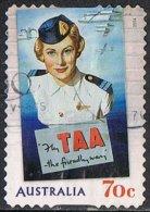 Australia 2014 Nostalgic Advertising 70c Type 3 Self Adhesive Good/fine Used [10/25929/ND] - 2010-... Elizabeth II