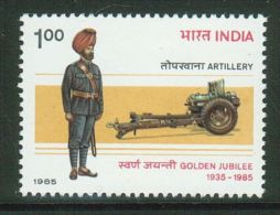 India // Inde // 1985 Timbres Neufs / Y & T 828** - Inde