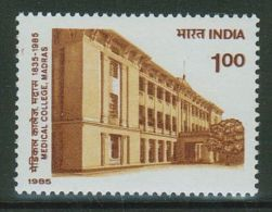 India // Inde // 1984 Timbres Neufs / Y & T 832** - Inde