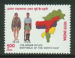 India // Inde // 1984 Timbres Neufs / Y & T 833** - Inde